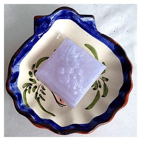 Lavendelsæbe